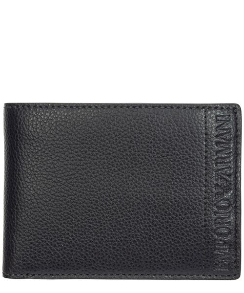 Wallet Emporio Armani y4r166ysl5j80033 blu navy
