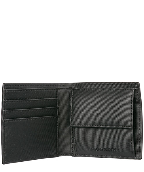 Men's wallet coin case holder purse card bifold secondary image
