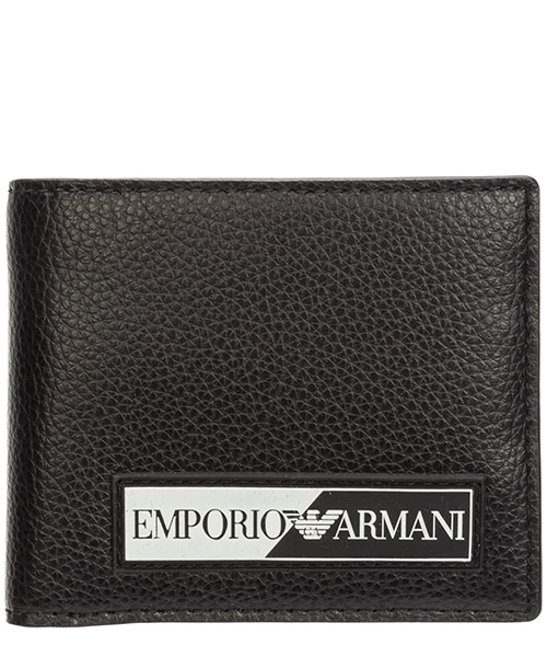 Wallet Emporio Armani 100fringesquarenudist y4r168yta2j81072 black