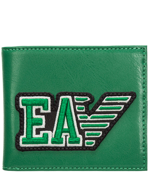 Wallet Emporio Armani y4r168ytc2e81985 green