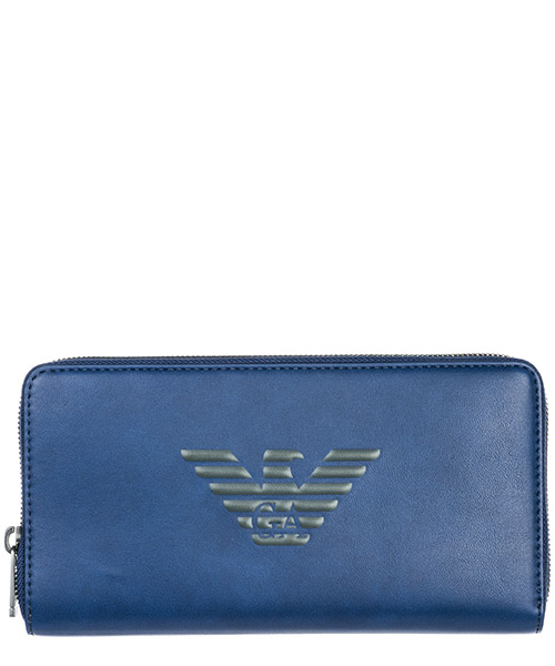 Бумажник Emporio Armani Y4R169YG90J83197 electric blue