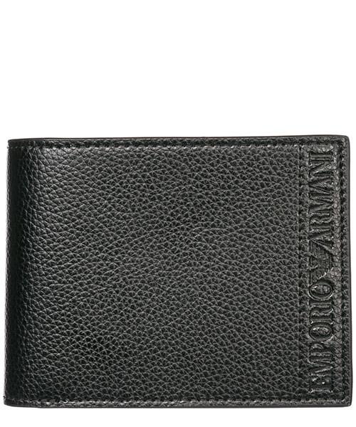 Portafoglio Emporio Armani Y4R171YSL5J81072 black