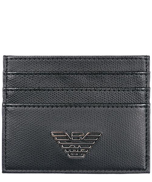 Porte-carte de crédit  Emporio Armani Y4R173YLA0E81072 black