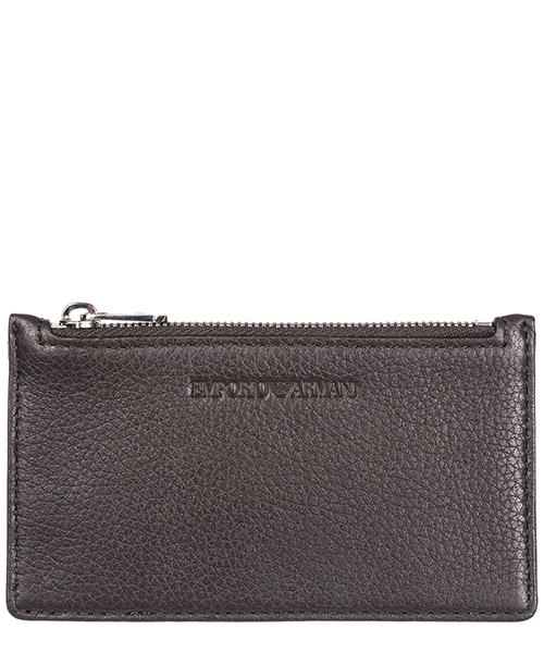 Porta carte di credito Emporio Armani Y4R179YDS4E80353 grey