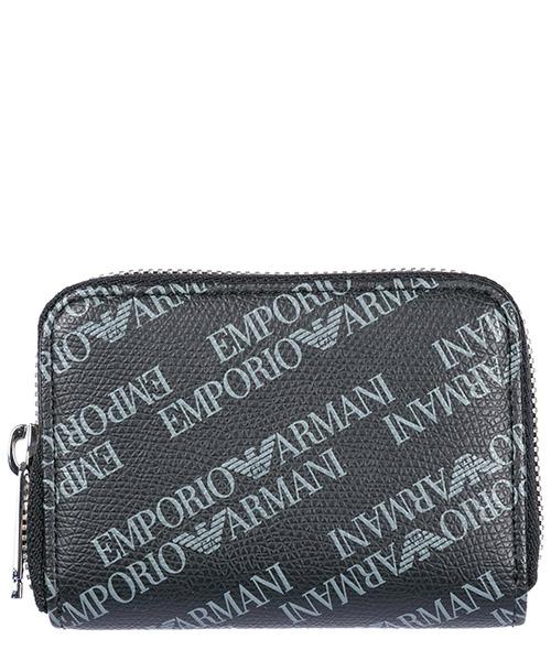 Portamonete Emporio Armani Y4R200YLO7E86526 black