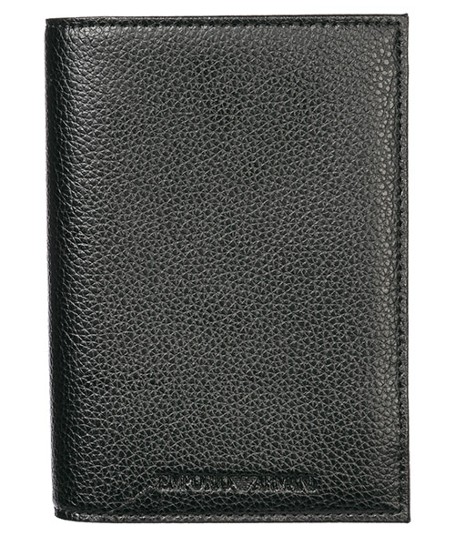 Document holder Emporio Armani Y4R202YEW1E81072 black