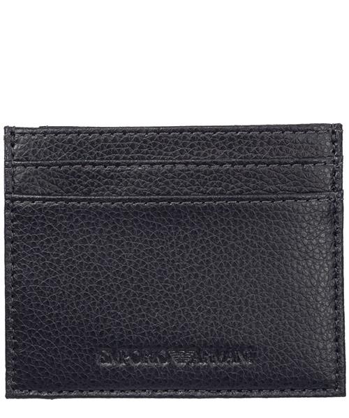 Porte-carte de crédit Emporio Armani y4r236yew1e80033 blu