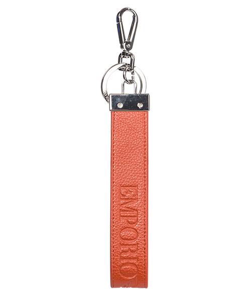 Брелок для ключей Emporio Armani Y4R252YEW1E81520 orange / black