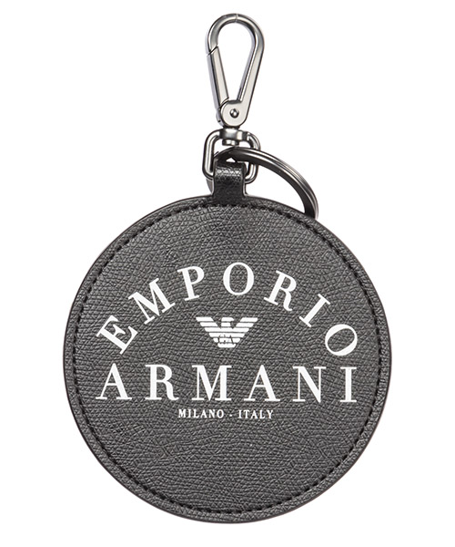 Брелок для ключей Emporio Armani Y4R253YFE5J83896 nero