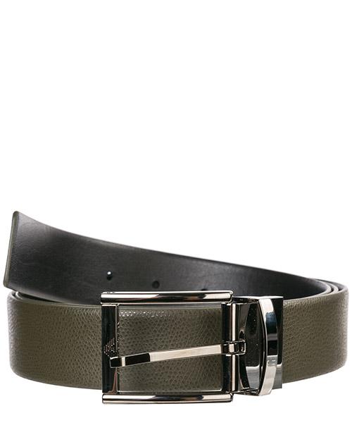 Cintura Emporio Armani Y4S071YKL1J88294 military green / black