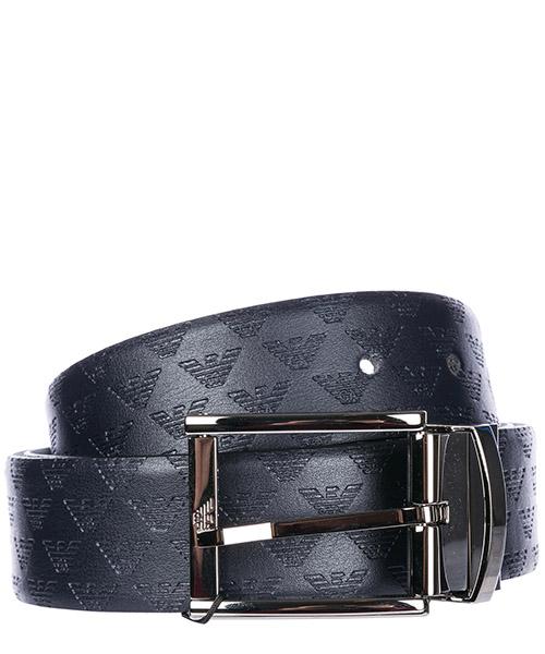 Cintura Emporio Armani Y4S071YKL2J87319 midnight black / midnight blue