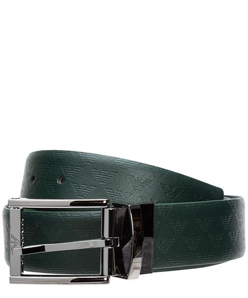 Cinturón Emporio Armani y4s071ykl2j88201 militare / militare