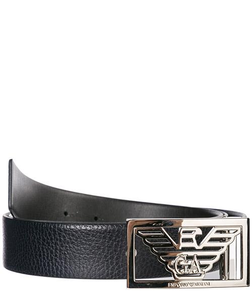 Cintura Emporio Armani Y4S133YLQ2E88017 blue / black