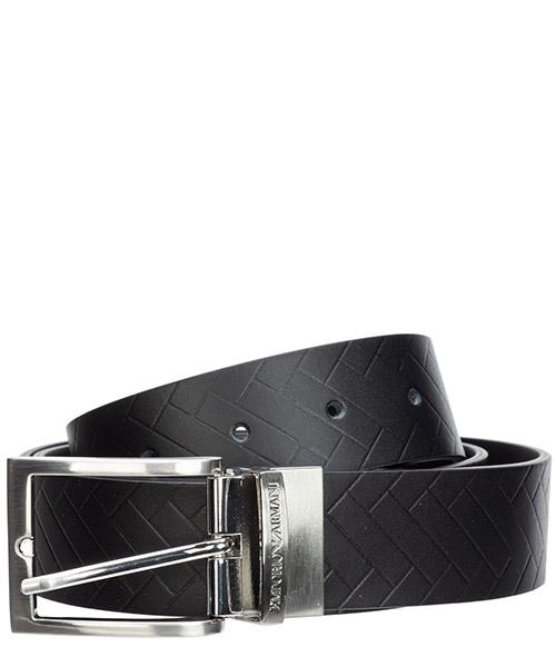 Cintura Emporio Armani Y4S195YEP3E88001 black / black