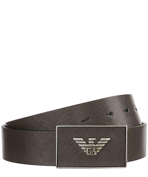 Cintura Emporio Armani Y4S196YMF0G80005 dark tan
