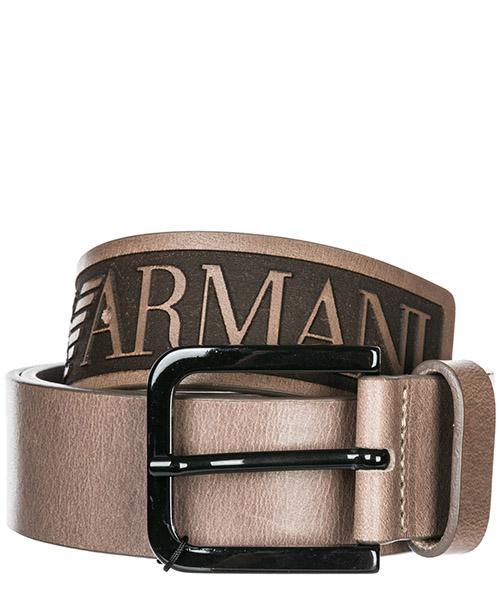 Ремень Emporio Armani Y4S199 YDD5V 80035 dove grey