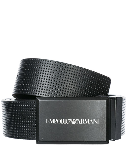 Ремень Emporio Armani Y4S200 YLP0V 88001 black - black