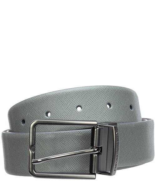 Cinturón Emporio Armani y4s202ylp4j88690 grigio / grigio