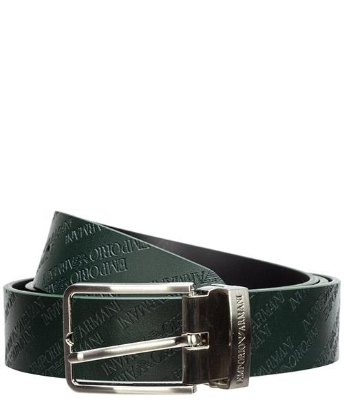 Cinturón Emporio Armani y4s221ycm7e80349 verde
