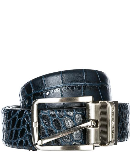Ремень Emporio Armani Y4S222 YLQ8E 88256 blue / blue