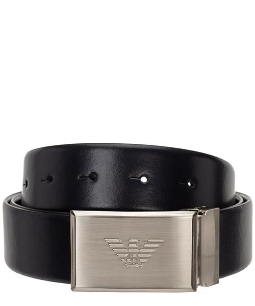 Cintura Emporio Armani Y4S224YLQ7E88017 blue / black