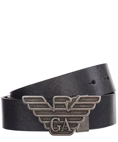 Cintura Emporio Armani Y4S270YLP4X88017 blue / black