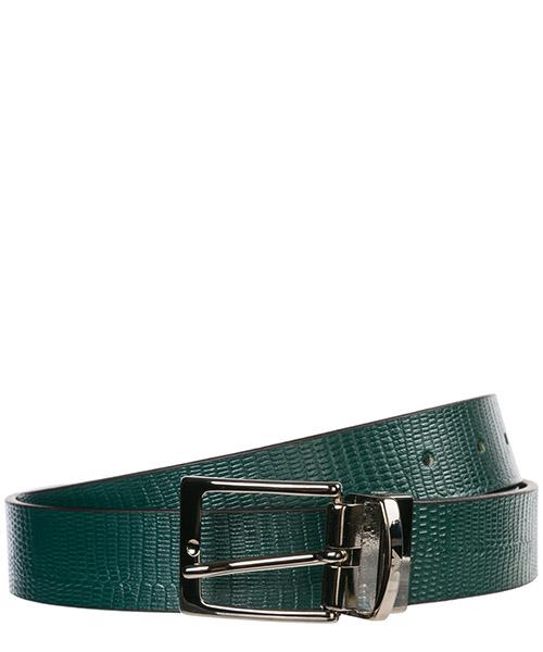 Cintura Emporio Armani Y4S278YML9J88014 green / black