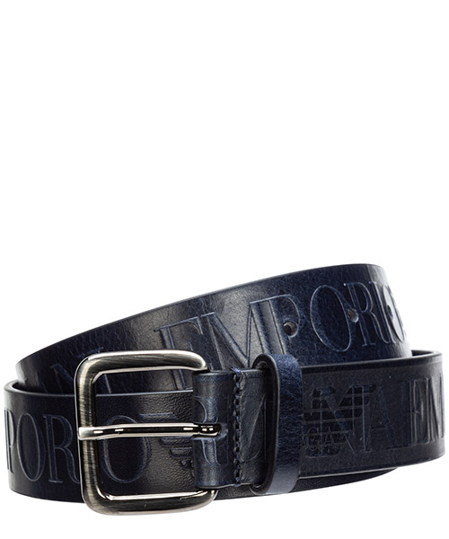 Cinturón Emporio Armani y4s297yau5j80013 blu