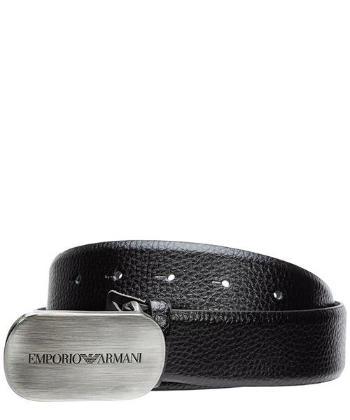 Cinturón Emporio Armani y4s299yth1j80001 nero