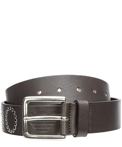 Cinturón Emporio Armani y4s403ydc0g80002 grigio