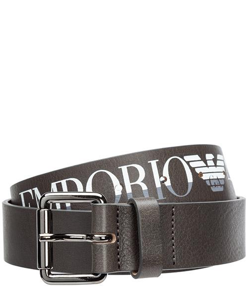 Cinturón Emporio Armani y4s404ydc0j80002 grigio