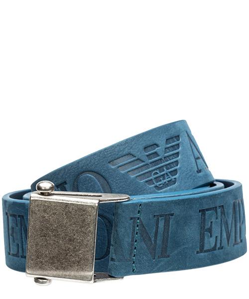 Cinturón Emporio Armani y4s406ytg2e84383 blu