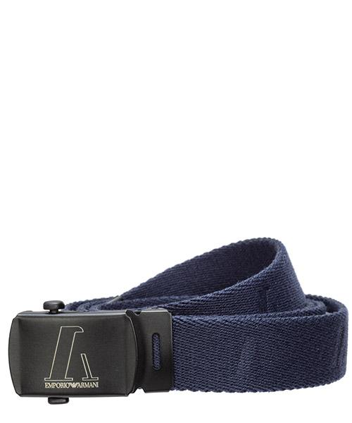 Cinturón Emporio Armani y4s407yi39v80033 blu navy