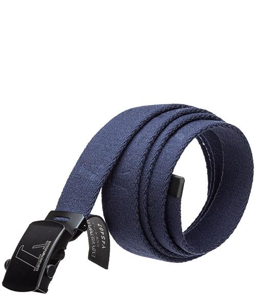 Cinturón de hombre en algodón secondary image