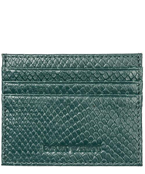 Kreditkartenhalter Emporio Armani YEM320YSO0E80004 green