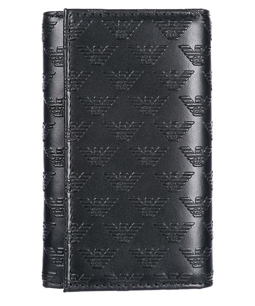 Portachiavi Emporio Armani YEMG68YC04380001 black