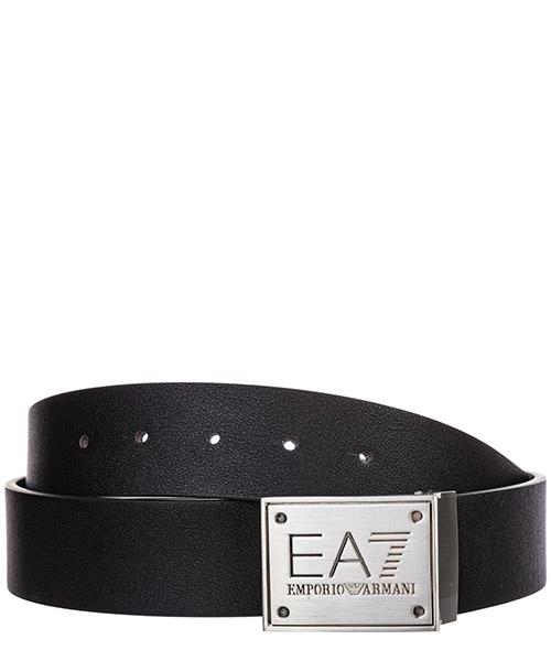 Belt Emporio Armani EA7 2455248A69307320 black / black