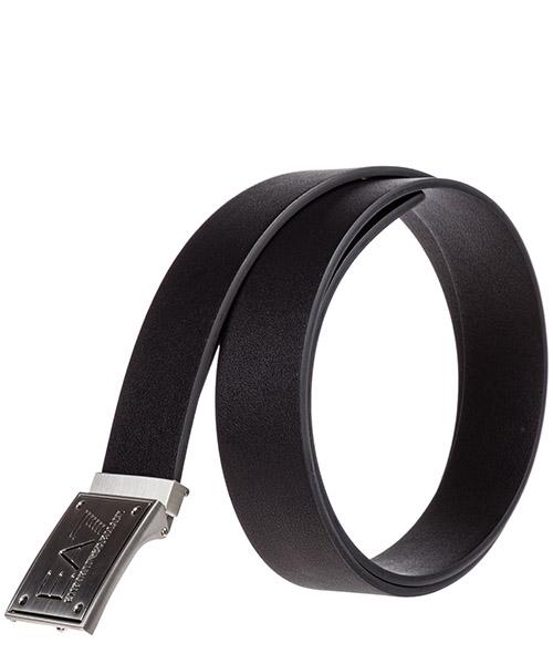 Men's adjustable length reversible belt secondary image