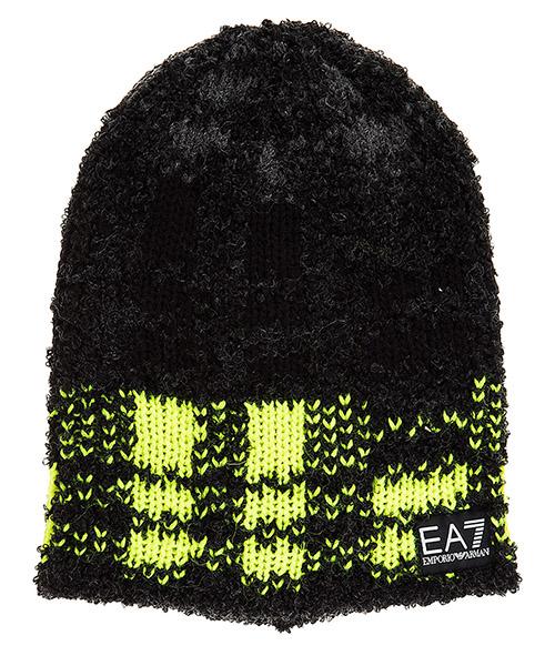 Men's beanie hat  train graphic
