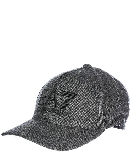 Cappello Emporio Armani EA7 2757278A89508749 carbon melange