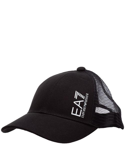Baseball cap Emporio Armani EA7 2758620P83500020 black