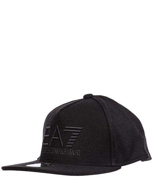 Baseball cap Emporio Armani EA7 2758889a50200020 black