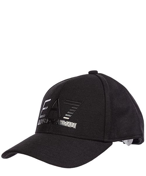Baseball cap Emporio Armani EA7 2758899a50300020 black