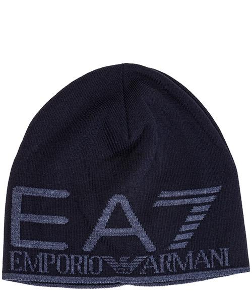 Beanie Emporio Armani EA7 2758939A30102836 dark blue