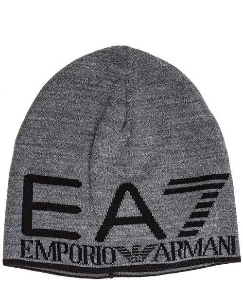 Mütze Emporio Armani EA7 2758939a30122642 grey/black