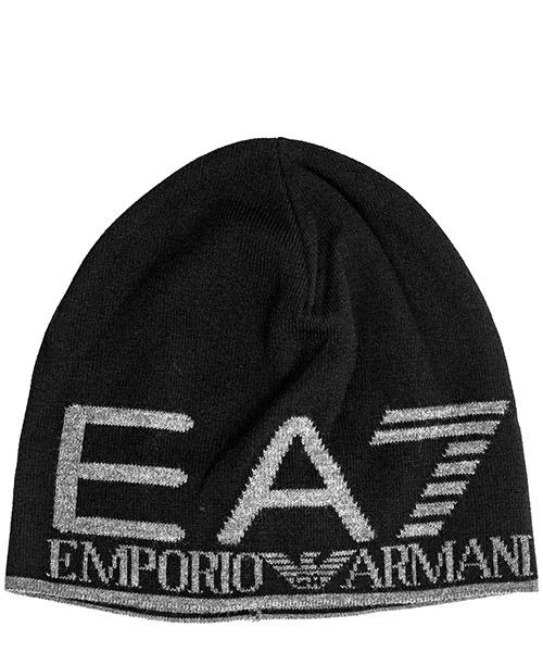 Mütze Emporio Armani EA7 2758939a30161020 black/grey