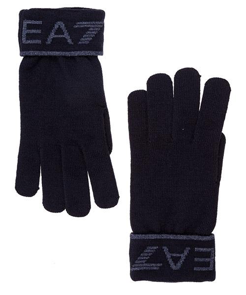 Gloves Emporio Armani EA7 2758959A30102836 dark blue
