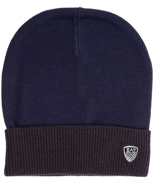 Gorro Emporio Armani EA7 2758969a30212636 blue navy / night blue