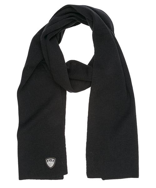 Schal Emporio Armani EA7 2758979A30200020 black