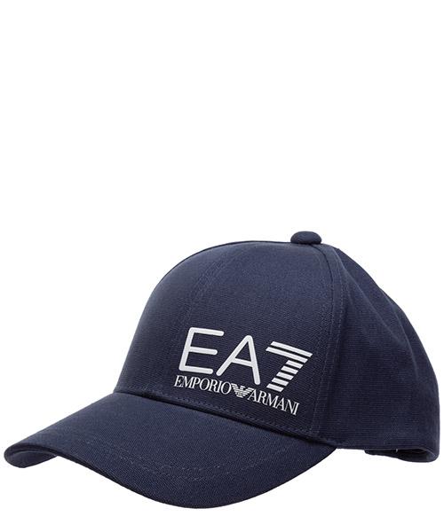 Baseball cap Emporio Armani EA7 2759360P01000136 navy blue